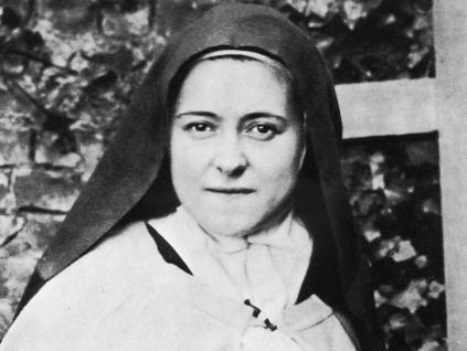 Thérèse as a Carmelite